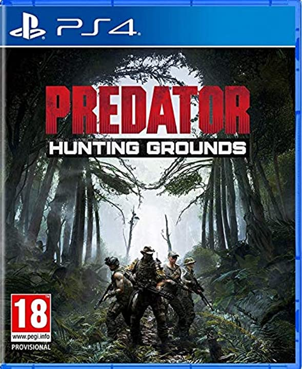 Predator: hunting grounds ps4 - playstation 4 [edizione eu] 226090