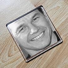 SEASONS Mark Wahlberg - Original Art Coaster #js002