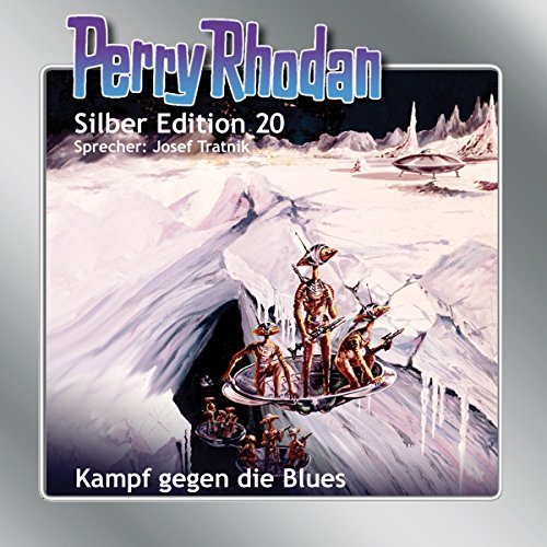 Kampf gegen die Blues audiobook cover art