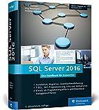 SQL Server 2016: Das Programmierhandbuch. Inkl. ADO.NET Entity Framework und Migration von SQL Server 2014 - Dirk Mertins