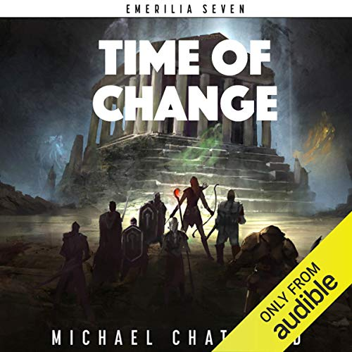 Page de couverture de Time of Change