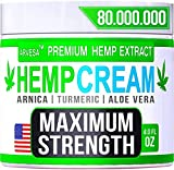 Instant Acting Formula - Hemp cream extract has been found to soothe swollen and tender joints. Relieves Neck, Hip, Shoulder, Muscle, Joint, Elbow, Back All Natural Ingredients - Hemp cream is one of nature's abundant sources of Omega-3 and Omega-6. ...