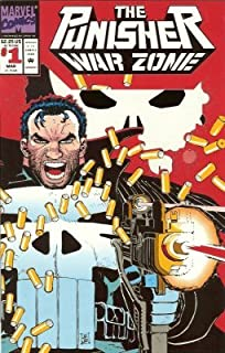 The Punisher Warzone Volume One Issue One