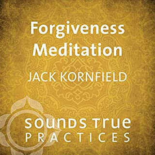 Forgiveness Meditation audiobook cover art