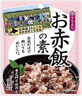 谷尾食糧工業 さくらあん お赤飯の素 JAところ契約栽培 2~3合炊き 150g×12袋入