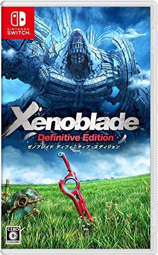 Xenoblade Definitive Edition(ゼノブレイド ディフィニティブ エディション)-Switch