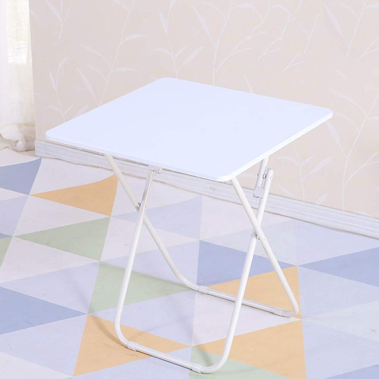 wholesape barato GLJ GLJ GLJ Mesa Plegable Mesa de Comedor casa pequeño apartamento Mesa Cuadrada Simple Simple Plaza Mesa Plegable (Color   D, Talla   70  70)  envio rapido a ti