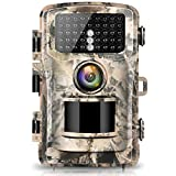"Campark Trail Camera 16MP 1080P Hunting Cam 2.0"" Color LCD Wildlife Game Scouting"