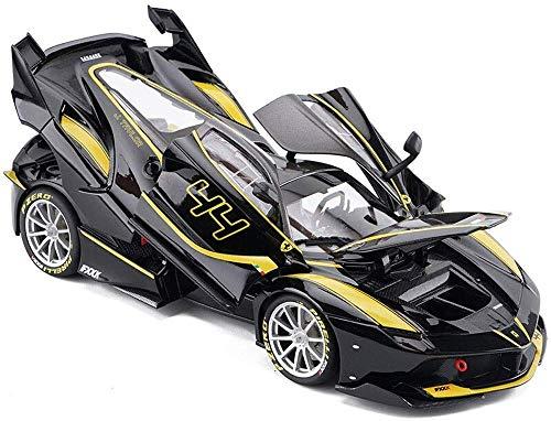 Pkjskh 1:18 RC Aventador radio de los coches Negro control remoto de...