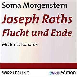 Joseph Roths Flucht und Ende Titelbild