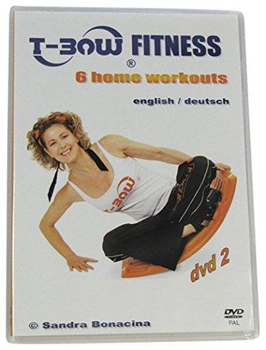 6 Programas De Entrenamiento Fitness Con T-Bow (Zurich University) [DVD]