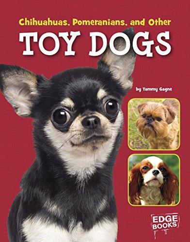 Chihuahuas, Pomeranians, and Other Toy Dogs (Dog Encyclopedias)