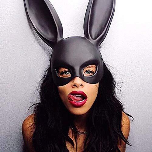 Sel-More Halloween Cosplay Bunny Maschera Halloween Party Costume Ball Bunny Maschera