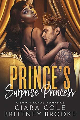 Prince's Surprise Princess (A BWWM Royal Romance) (English Edition)
