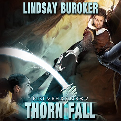 Thorn Fall cover art