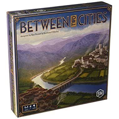 Stonemaier Games Between Two Cities Board Game