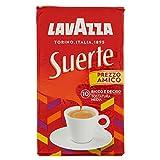 Lavazza Caffè Macinato Suerte - 5 Confezioni da 250 gr [1250 g]...