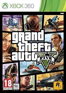 Grand Theft Auto V (Xbox 360) (B0062KIC2A) | Amazon price tracker / tracking, Amazon price history charts, Amazon price watches, Amazon price drop alerts