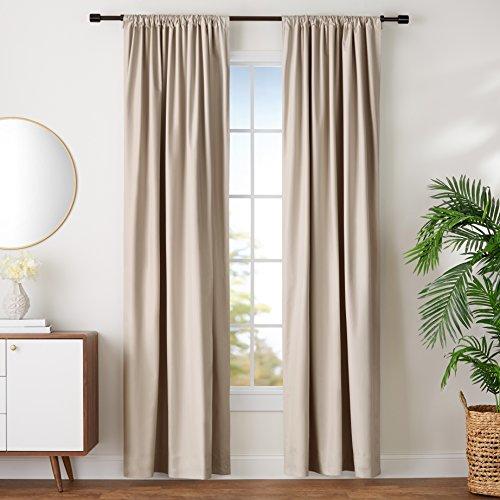 cortina juvenil fabricante Amazon Basics