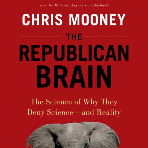 The Republican Brain cover art