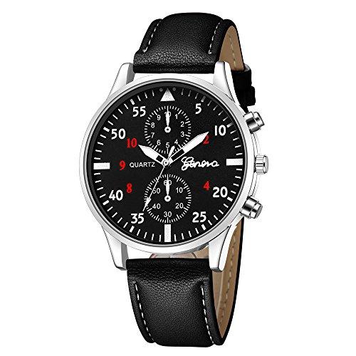 Challeng Damen Armbanduhr Einfach Stil Analoge Quarz-Uhrwerk Wasserdicht Outdoor Sports Digitaluhren