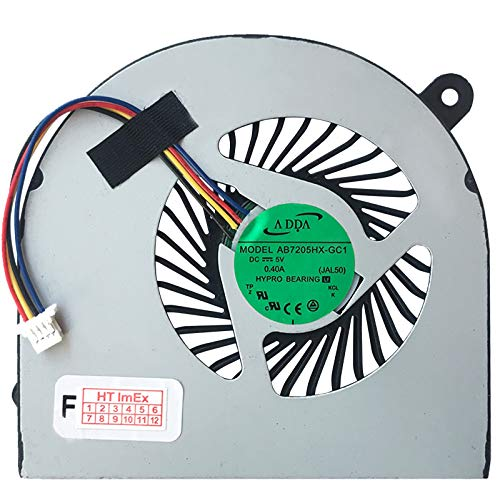 (Left Version) Fan Cooler Compatible with Acer Aspire V Nitro 7-591, 7-591G, VN7-591, VN7-591G