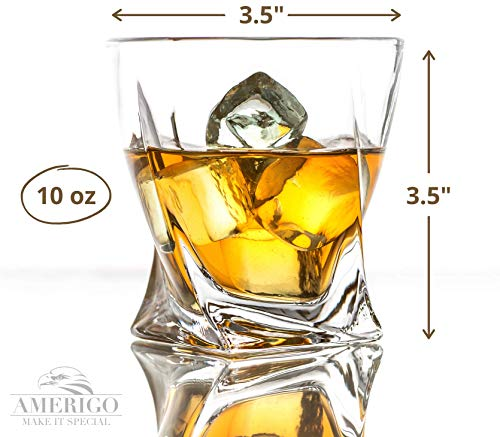 Amerigo Whisky Gläser - 8