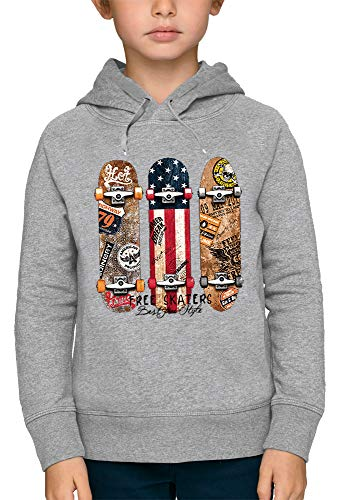 Pixel Evolution Hoodie Free Skaters - Kind