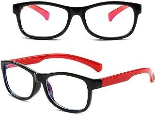 83c8a4cfbb Gafas de Sol polarizadas Unisex Vidrios de la computadora de los niños  Vidrios Ligeros de la