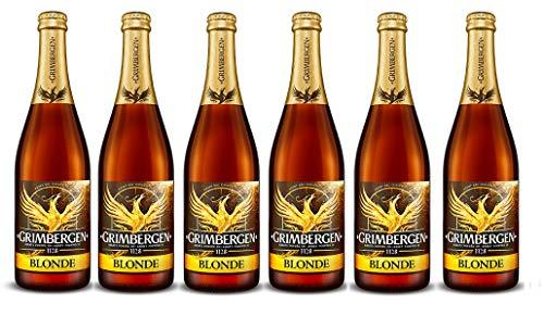 GRIMBERGEN Blonde 750 ml [ Packung mit 6 Flaschen ]
