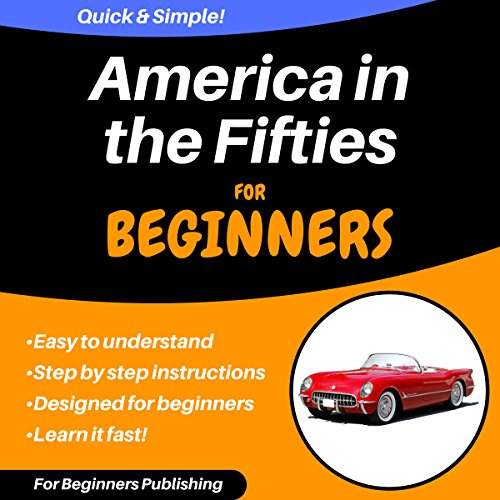 『America in the Fifties for Beginners』のカバーアート