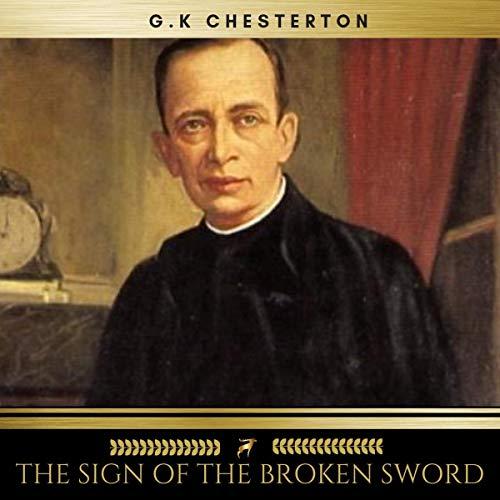The Sign of the Broken Sword audiobook cover art