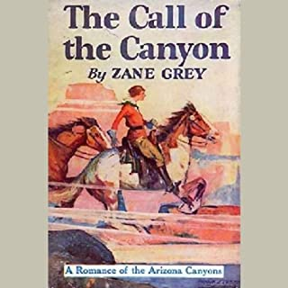 The Call of the Canyon audiobook cover art