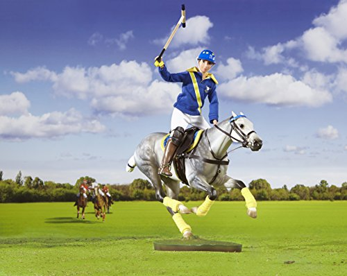 "Breyer Limited Edition Nico - Polo Player 8"" Figure Toy"