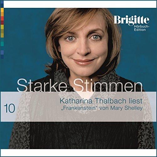 Frankenstein (Brigitte Hörbuch-Edition 2006/10) Titelbild