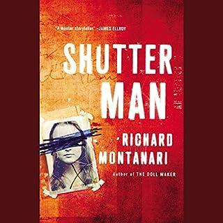 Shutter Man audiobook cover art