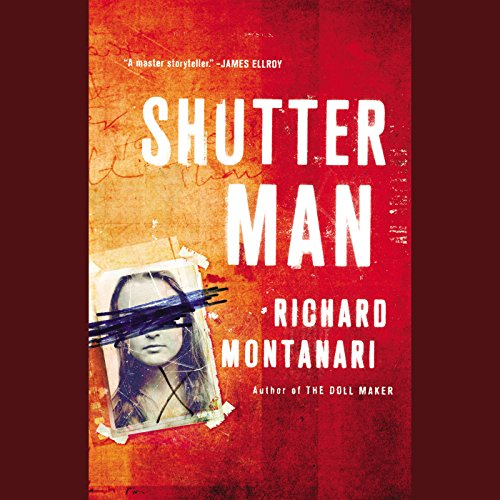 Shutter Man audiobook cover art