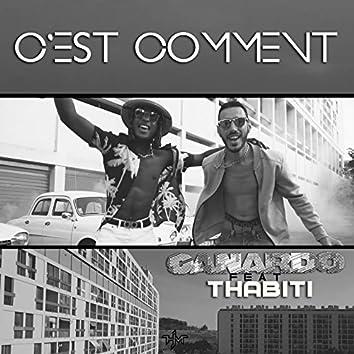 C'est comment (feat. Thabiti)