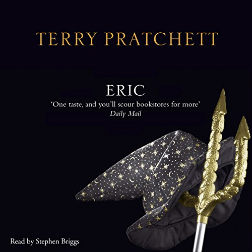 Eric audiobook cover art