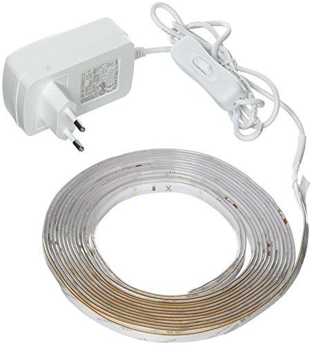 Philips 7010231P2 LIGHTSTRIPS Luminaire d'Intérieur LED Plastique/Matières Synthétiques Blanc 500 x 0,3 x 1 cm