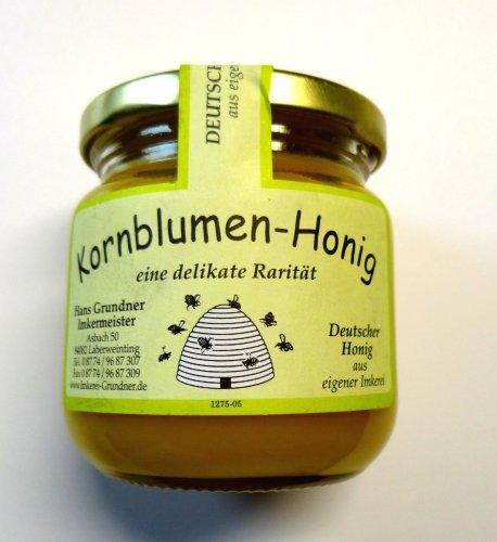250g Kornblumenhonig - Honig