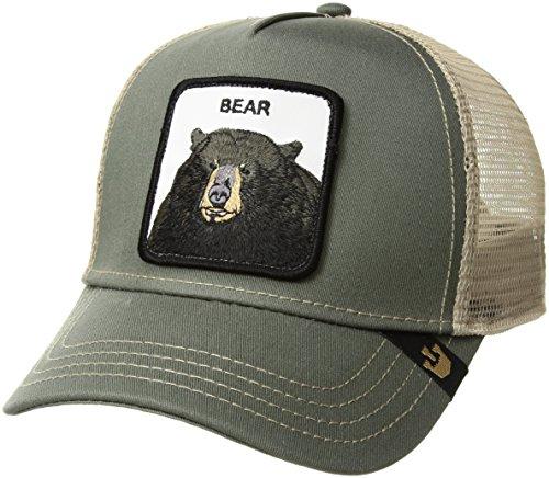 Goorin Bros. Gorras y sombreros de hombre Drew Bear, hombre,...
