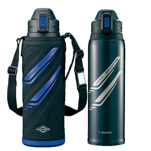 象印 ( ZOJIRUSHI ) 水筒 直飲み ステンレスボトル スポーツタイプ1.55L SD-EA15-BA