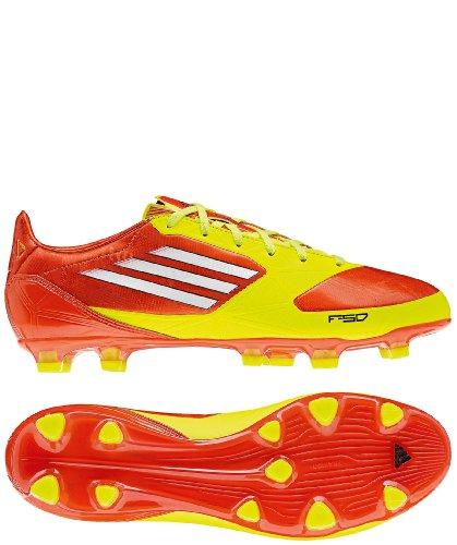 adidas Performance Herren Fußballschuhe F30 FG orange 8 1/2