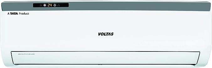Voltas 1.5 Ton 3 Star Split AC (Copper 183EZA White)