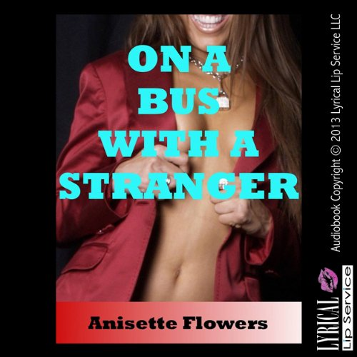 On the Bus with a Stranger audiobook cover art