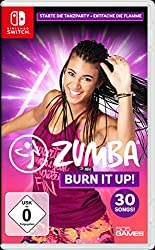 Zumba – Burn it Up!