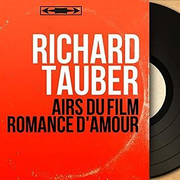 Airs du film Romance d'amour (Mono Version)