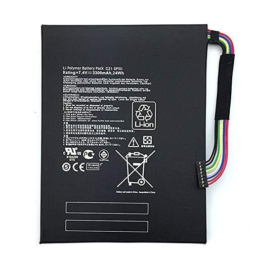 XITAIAN 7.4V 24Wh 3300mAh C21-EP101 Repuesto Batería para ASUS EEE Pad Transformer...