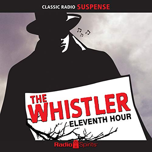 Whistler: Eleventh Hour audiobook cover art